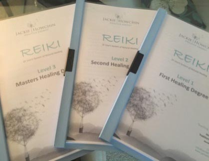 Reiki Training Courses